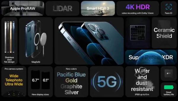 新商业时代:第一次看苹果的5G手机 平凡而不意外