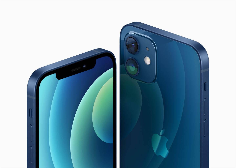 【iPhone 12全系采用超瓷晶面板 抗摔性能提高4倍】