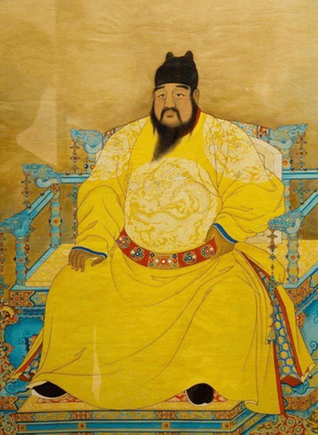 朱迪进入南京 如果朱允炆坐在金殿迎接他 朱迪就在那里