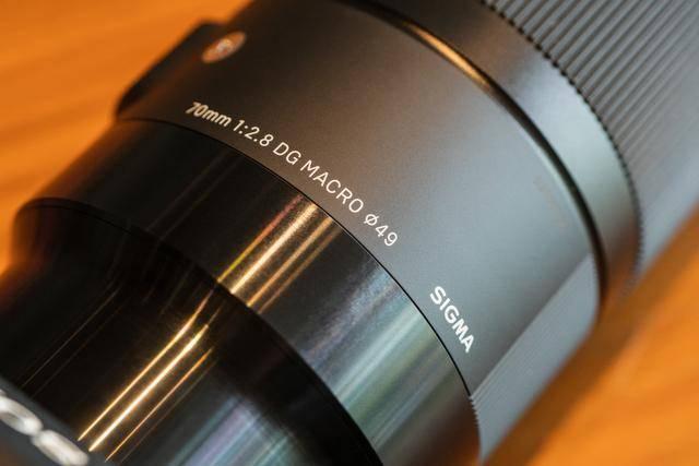 适马 70mm F2.8 Macro Art,奇怪体验增加了