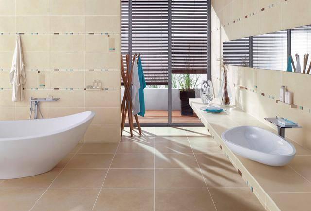 卫生间还在傻傻的用玻璃隔断?如今流行半墙设计,美观又实用