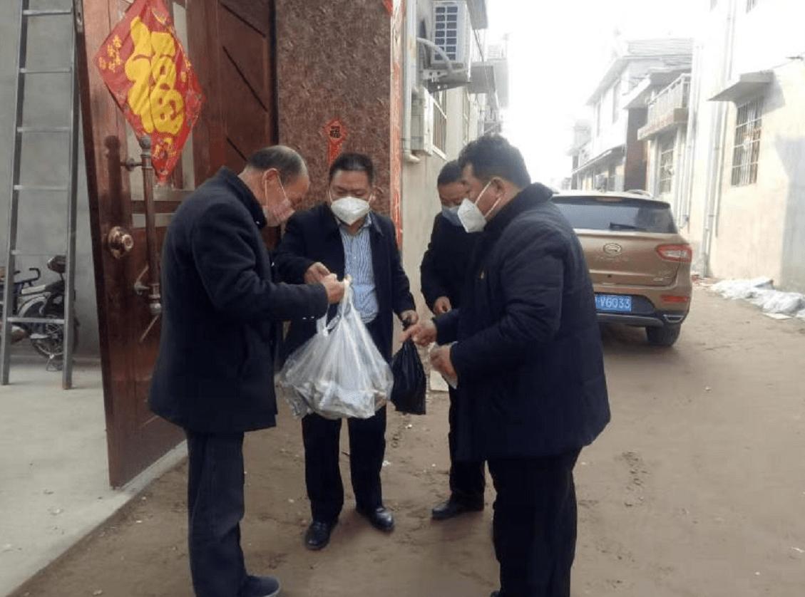战疫故事,记东明县长兴集乡卫生院院长李守增