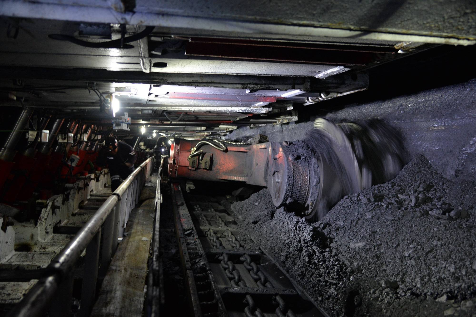 煤矿防爆设备
