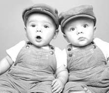 双胞胎不像爸爸,丈夫偷偷做亲子鉴定,立马离婚