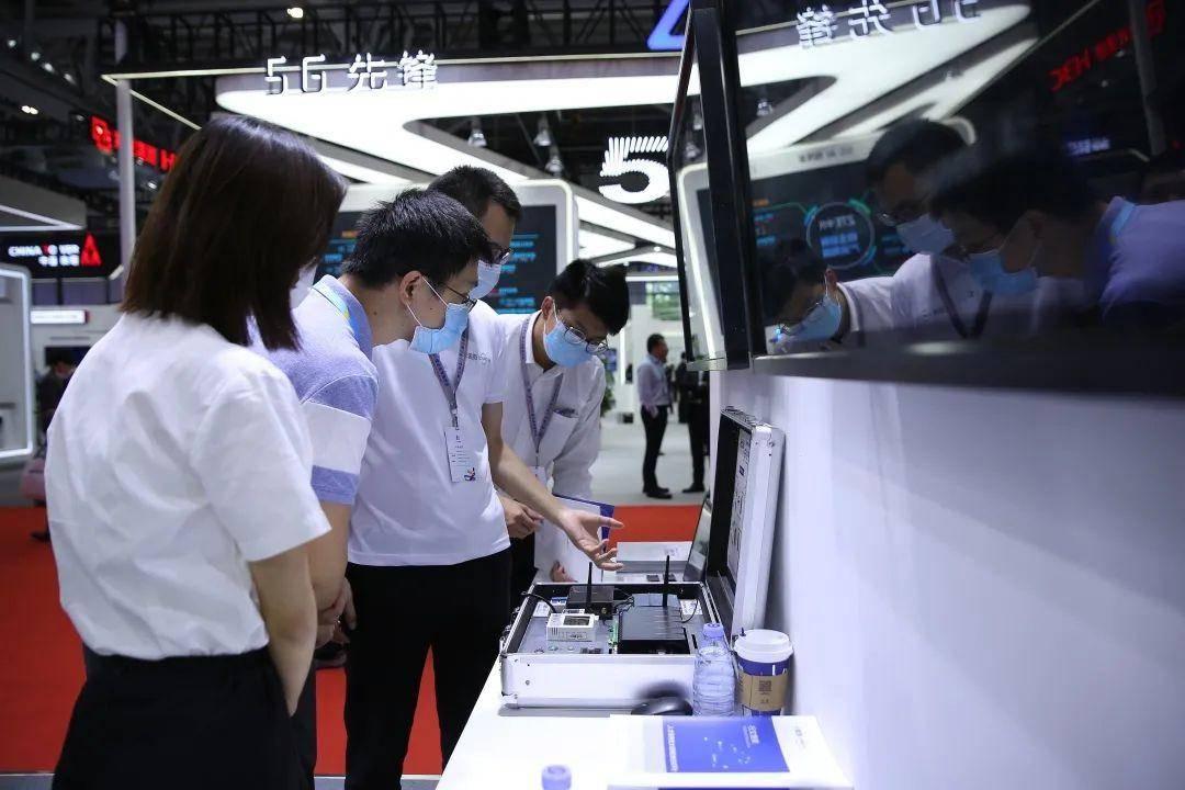 嘉泰智能产品亮相2020数字中国建设峰会