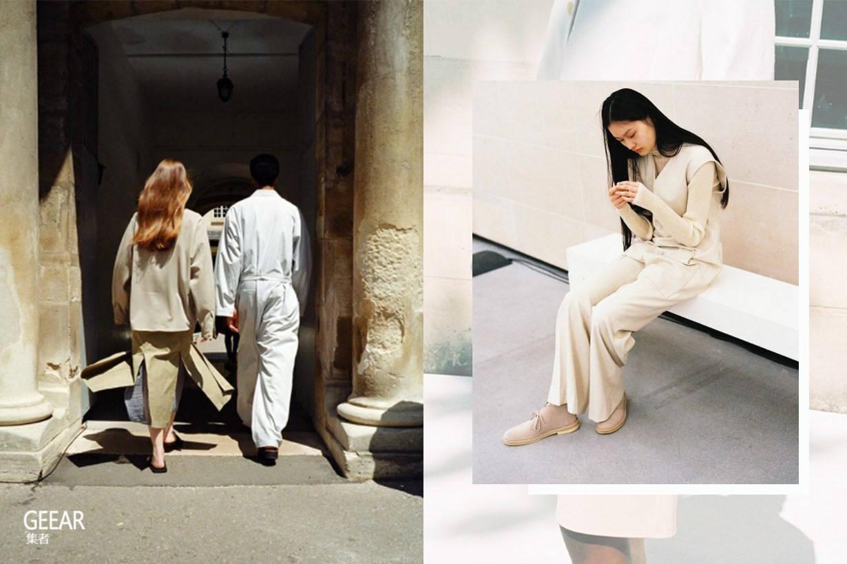 简淡冷静的日系穿搭:这个日本品牌值得赶快收入衣橱!