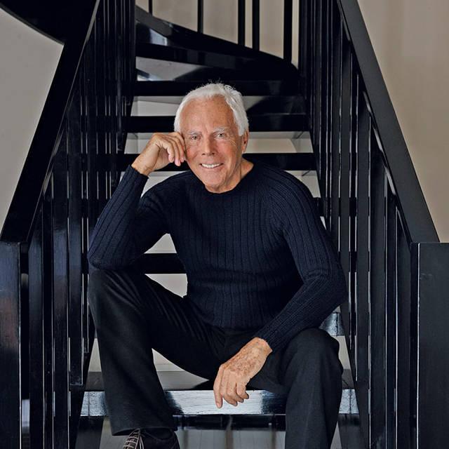 奢牌Armani,创始人乔治·阿玛尼的鲜活猛料传奇人生!