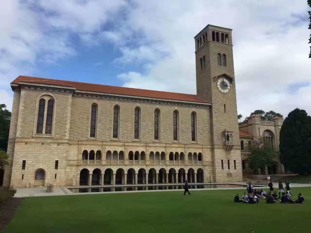 西澳大学-苏州大学博士生联合培养项目正式开启!