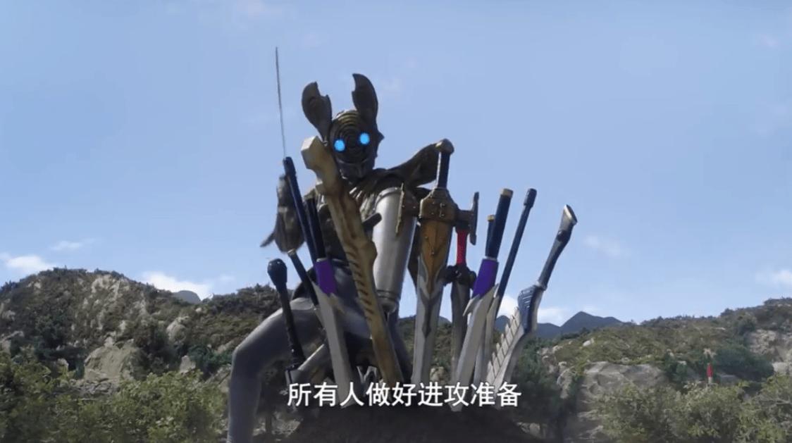 巴罗萨星人拥有这么多武器,为什么还会输?贝利亚黄昏:无知!