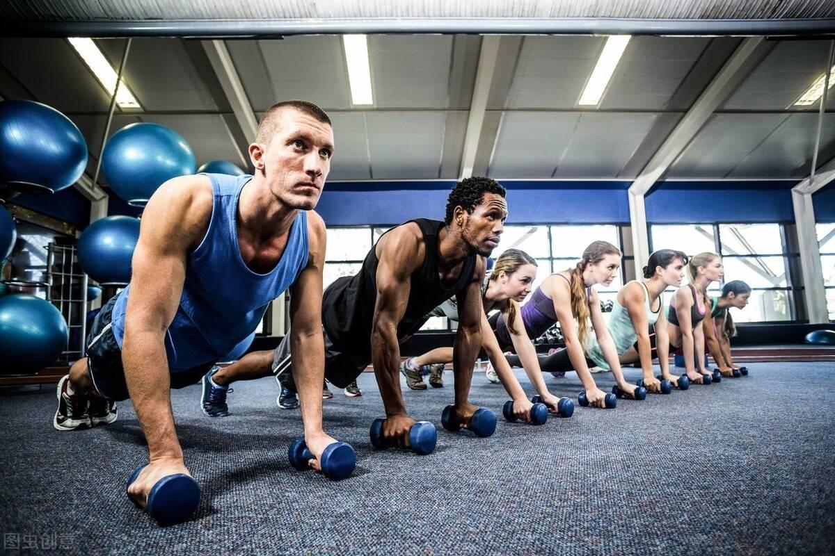 一套公认的健身教程,牢记这4个步骤,有效提高健身效率!