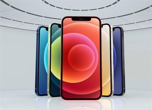 iPhone12系列手机均支持5G_iPhone12五种颜色 网络快讯 第5张