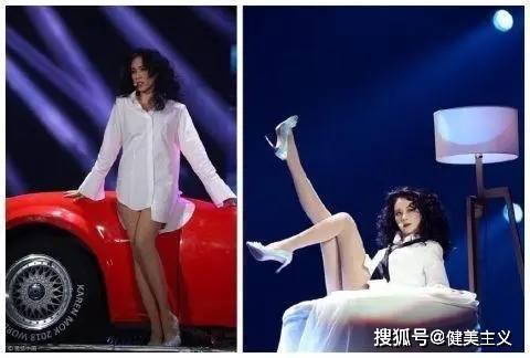 莫文蔚三千万的腿,到底有多美腻?你与女神腿仅差这些腿部训练!