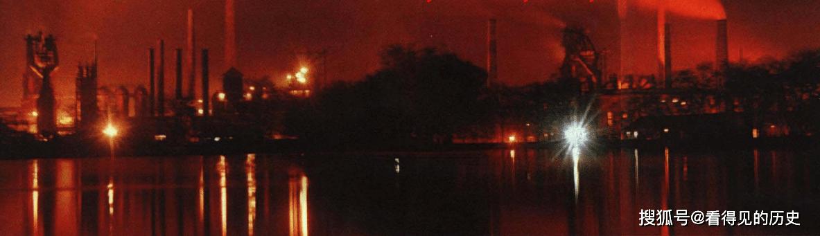 老照片 1969年的首都钢铁公司 劳动竞赛的热潮
