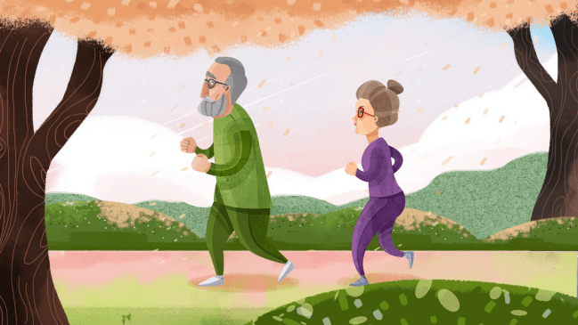 老人多种维生素吃得好,康健长寿自然来!