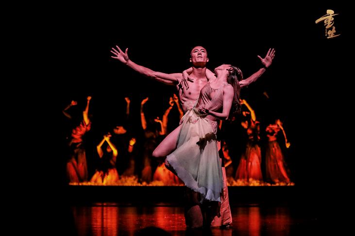 国内外知名编舞大师携手创排,音乐剧《重生》寓情于舞