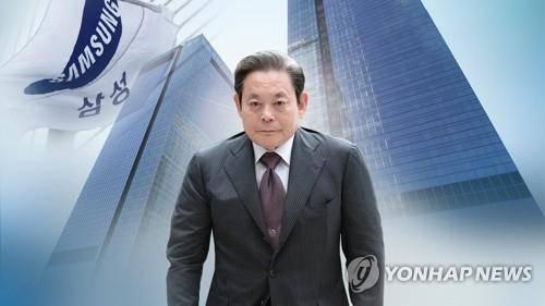 原创            韩国三星会长李健熙葬礼低调,告别仪式有限开放,灵柩线路有深意