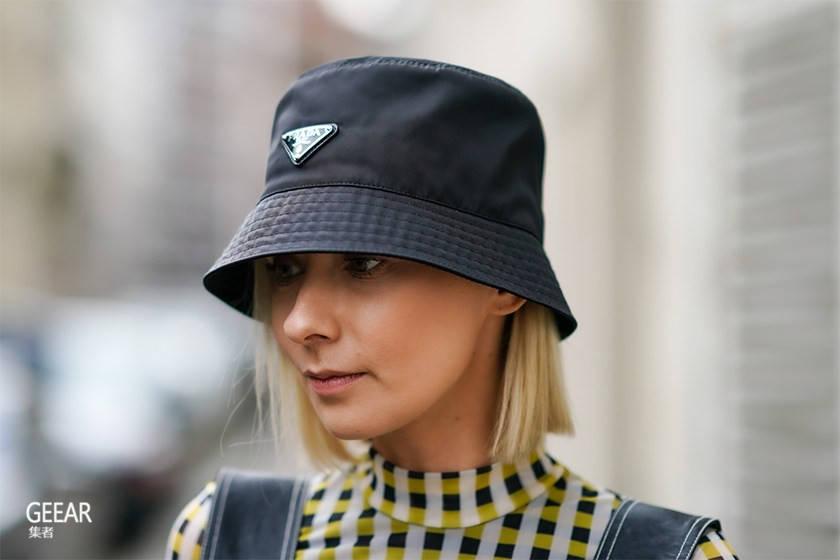免去整理发型的烦恼,时髦女生秋冬渔夫帽已为你整理好!