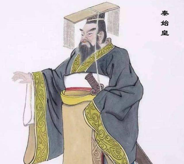 秦始皇的后代真被杀干杀尽了吗?在日本竟然出现