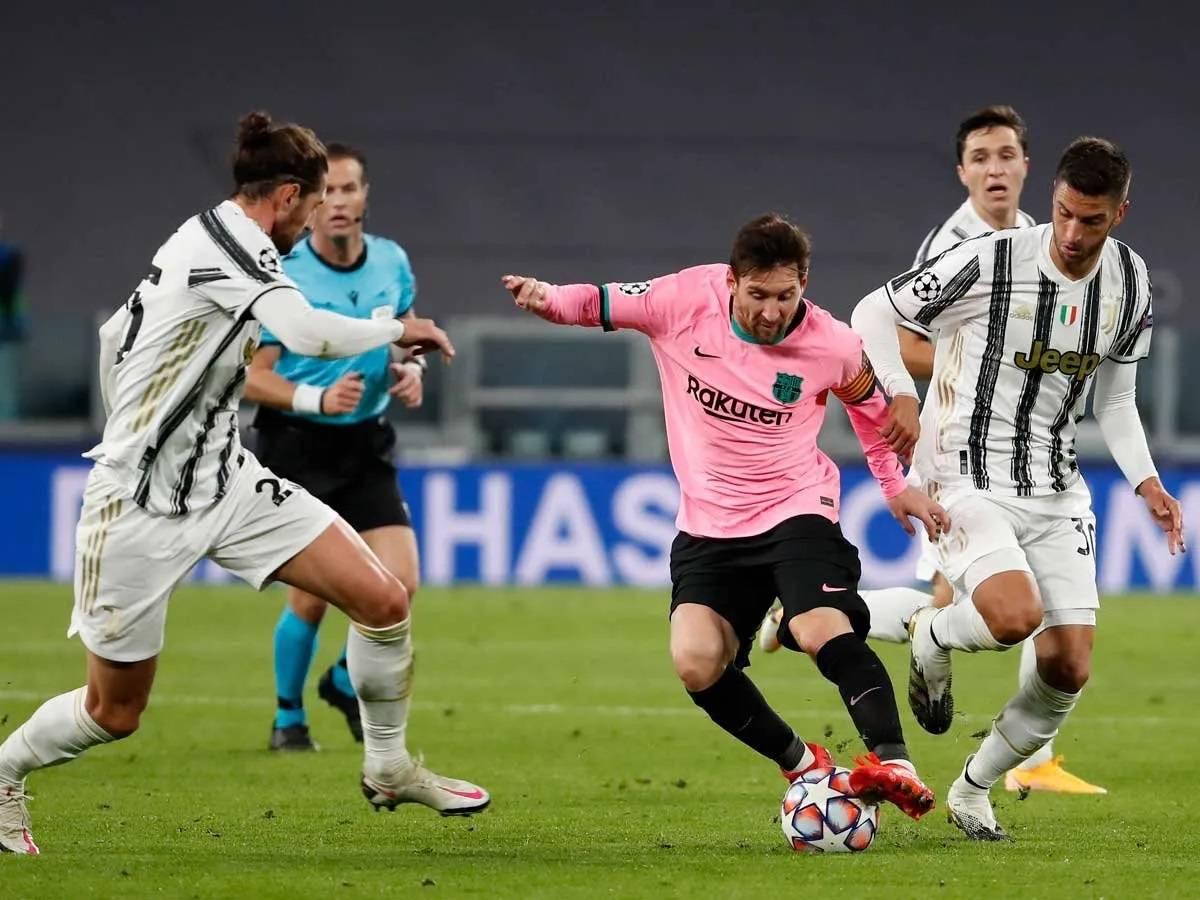 维埃里:梅西就是足球界哈利波特;巴萨对尤文图斯就像踢着玩一样