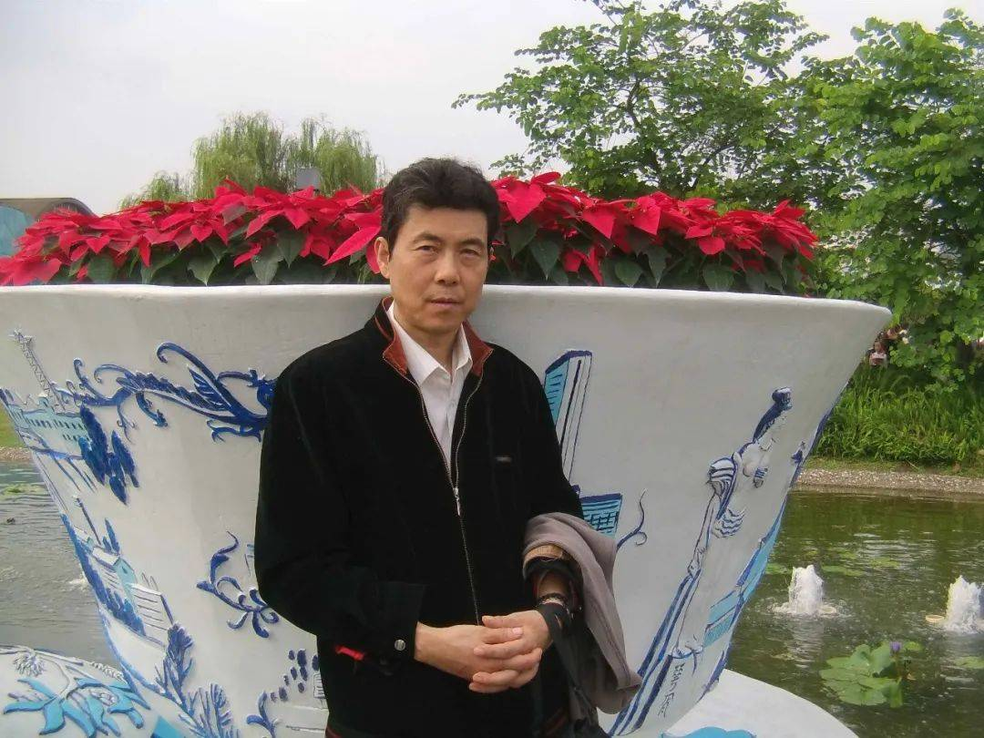收藏年鉴・当代著名画家――冯海江