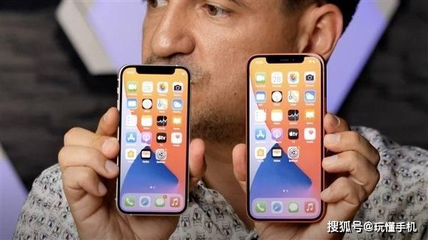 原创             iPhone 12 mini 真机曝光:当下最轻巧