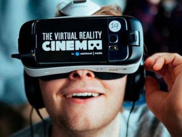 5G浪潮来袭,推动VR影院成为娱乐新方式