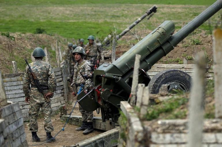 阿塞拜疆最新战况曝光:7500人战死,数百架军机被击落