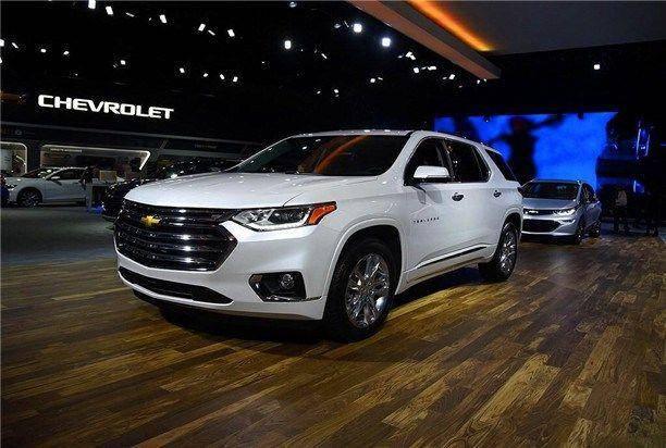 原杜尔普拉多迎来最强对手,9AT加大空间,美国大型SUV鼻祖即将进入中国