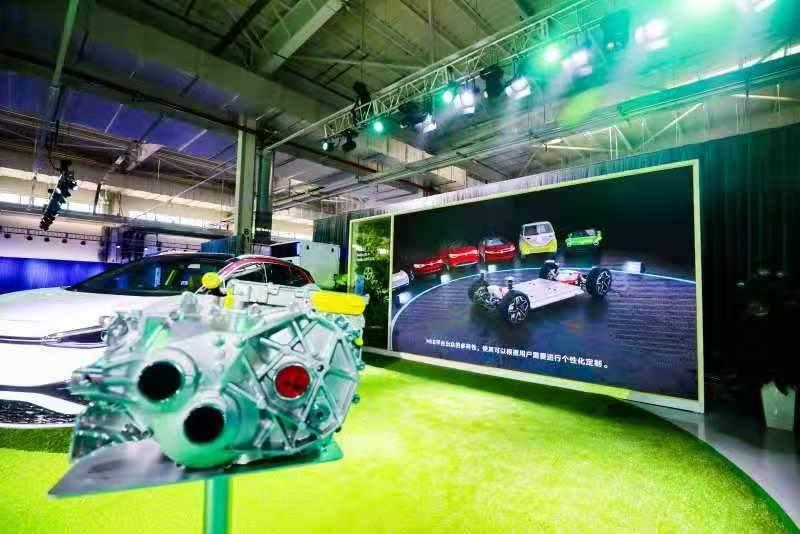 大众汽车集团(中国)加速电动汽车核心零部件本土化生产