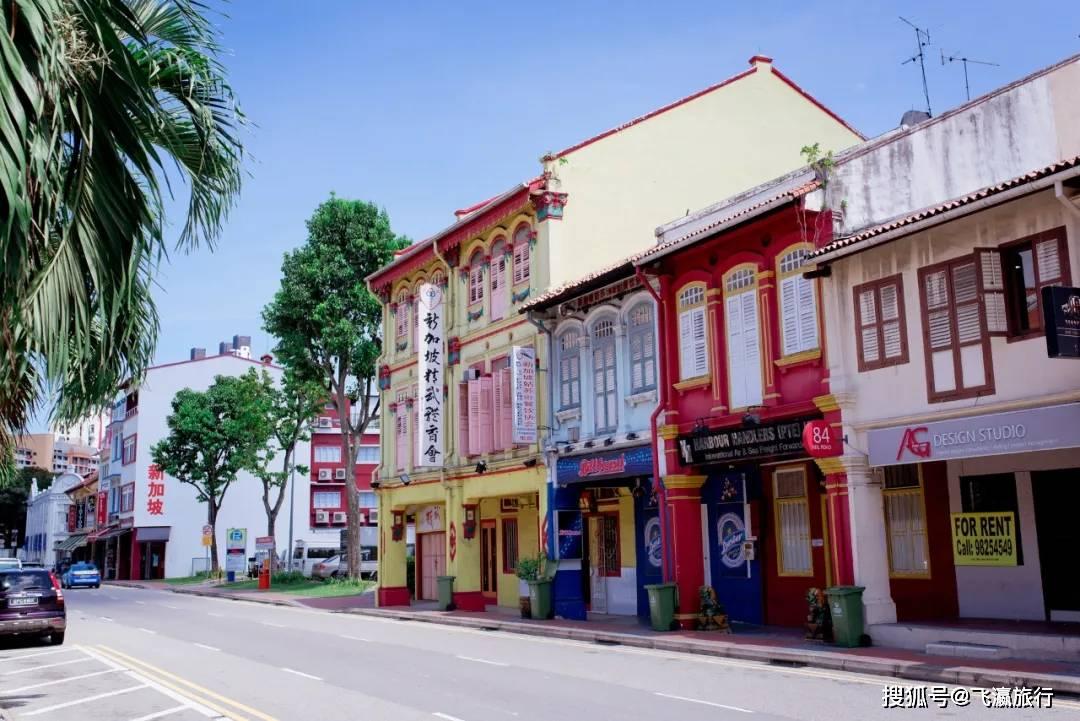 新加坡取消中国旅客入境限制,看看这里有哪些小众有特色的地方