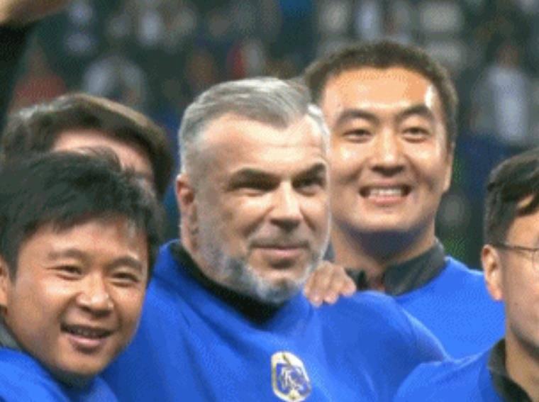 51岁中超冠军主帅:我不喜欢输球的感觉!