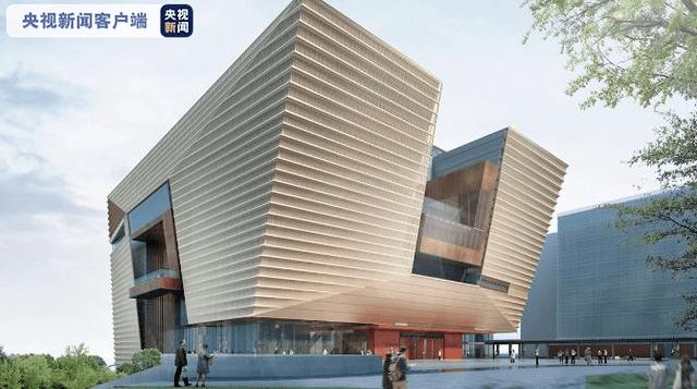 香港故宫文化博物馆已封顶,将于2022年年中对外开放