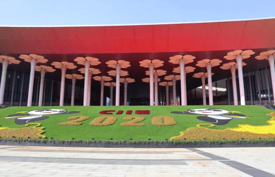 开心厨具创始人胡金高出席2020第三届中国国际进口博览会