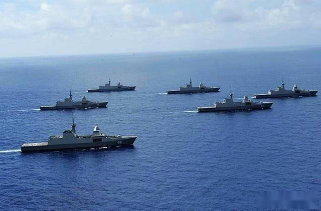 不求最好只求最贵!中东石油土豪国,花巨资从各国采购先进护卫舰