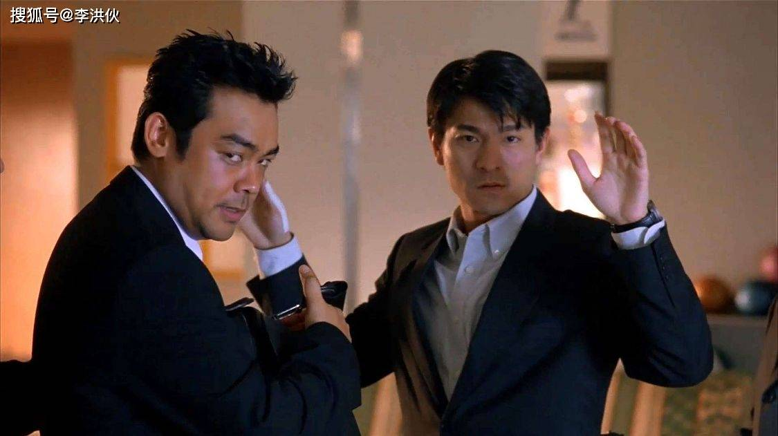 劉德華劉青雲18年不合作,新片讓他們成生死之交 娛樂 第2張