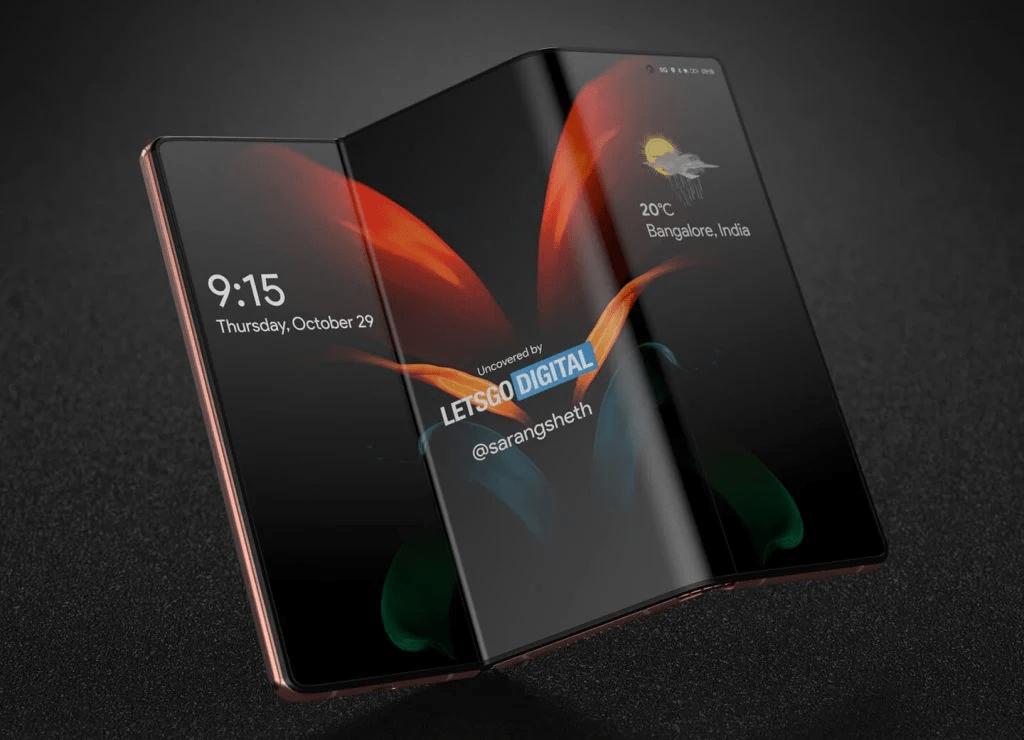 Galaxy Z Fold3将是三星首款采用屏下摄像头的手机