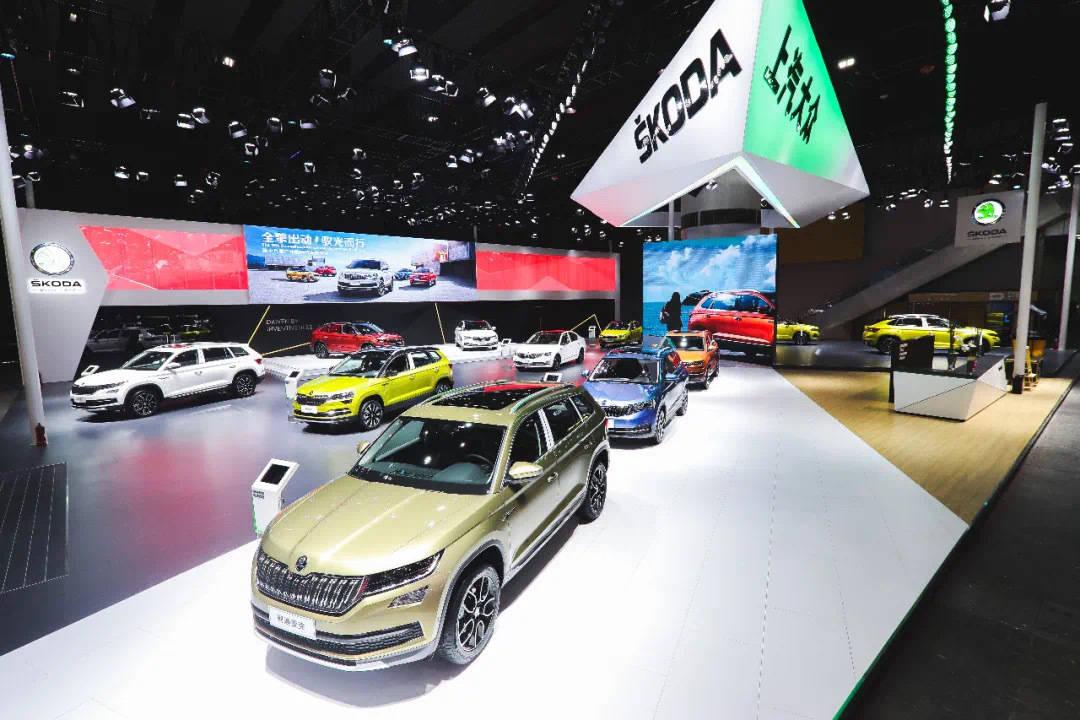 斯柯达终于要发力了,四款新车组团出击广州车展