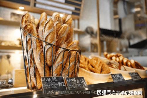 网红菠萝家,带你体验法式生活的面包餐厅