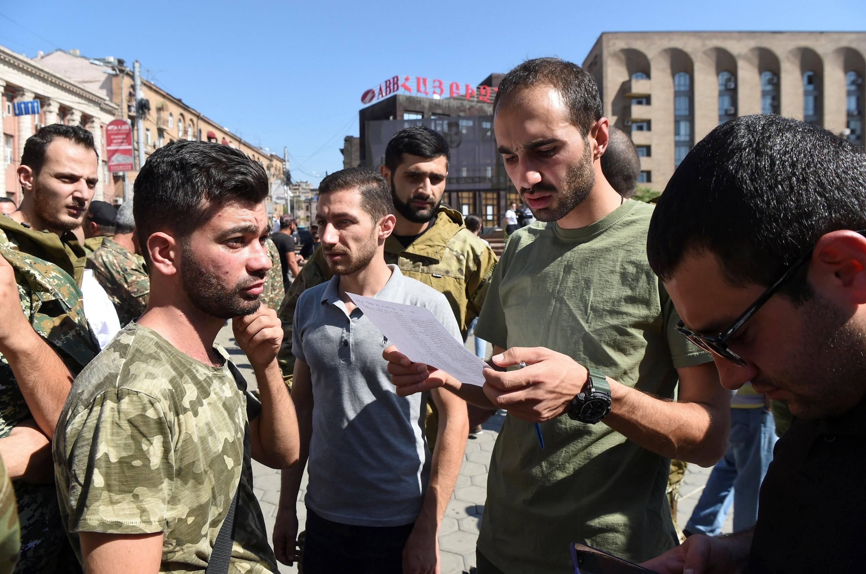 亚美尼亚用失败来证明他们所犯的历史性错误
