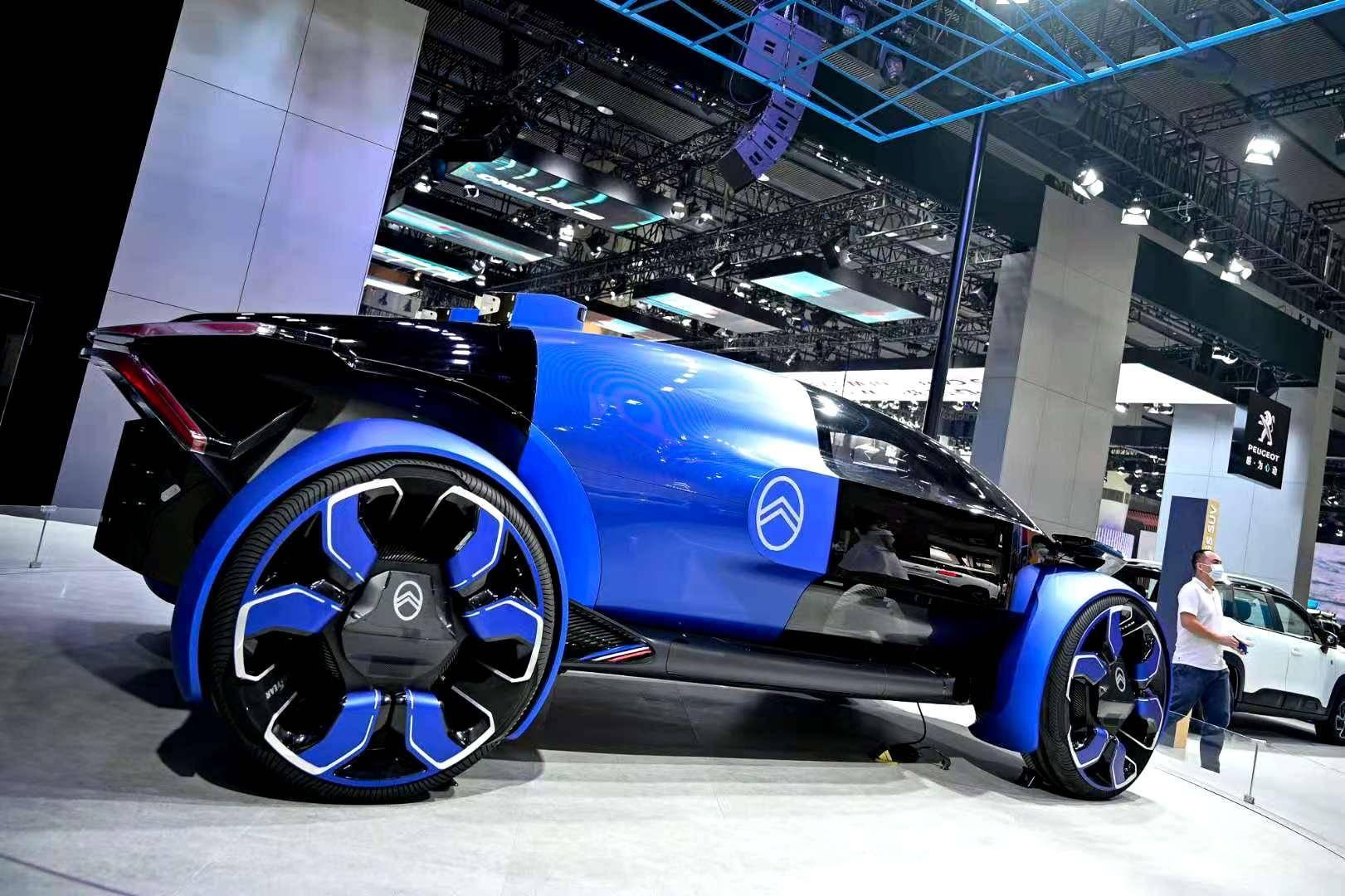 2020广州车展|东风雪铁龙官方公告:2021年将推出三款新车型