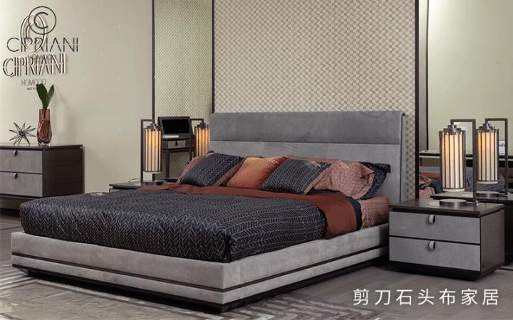 进口床头柜这样装,美观又实用,卧室有颜值!