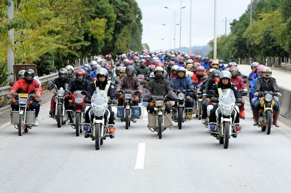 中国真正的摩托车大王:9个月卖出140万辆,连续17年销量第一