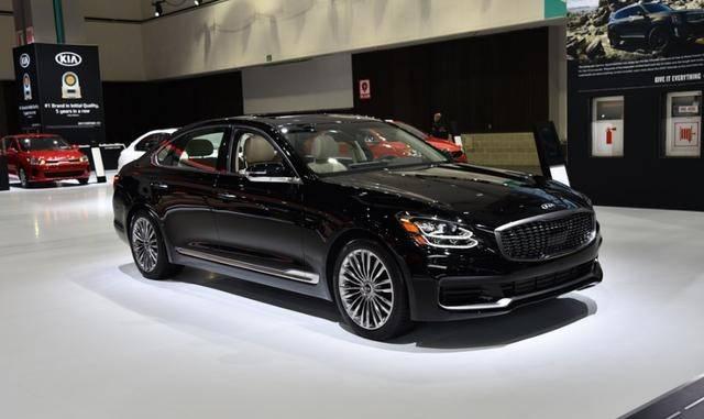 起亚推出行政豪车,轴距超3米,丐版就有V6引擎,值得期待