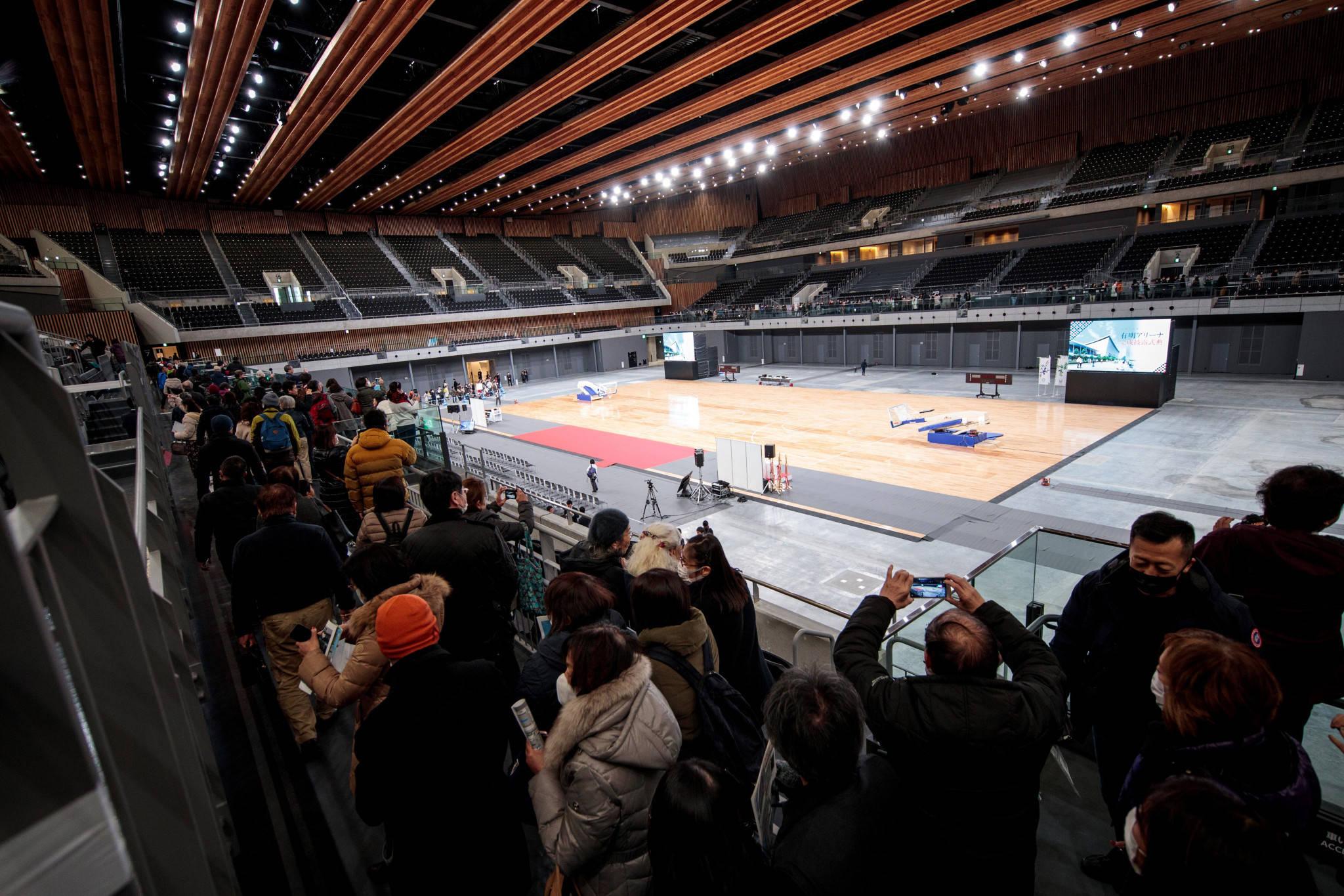 官宣:东京奥运测试赛2021年3月开启 共计18项