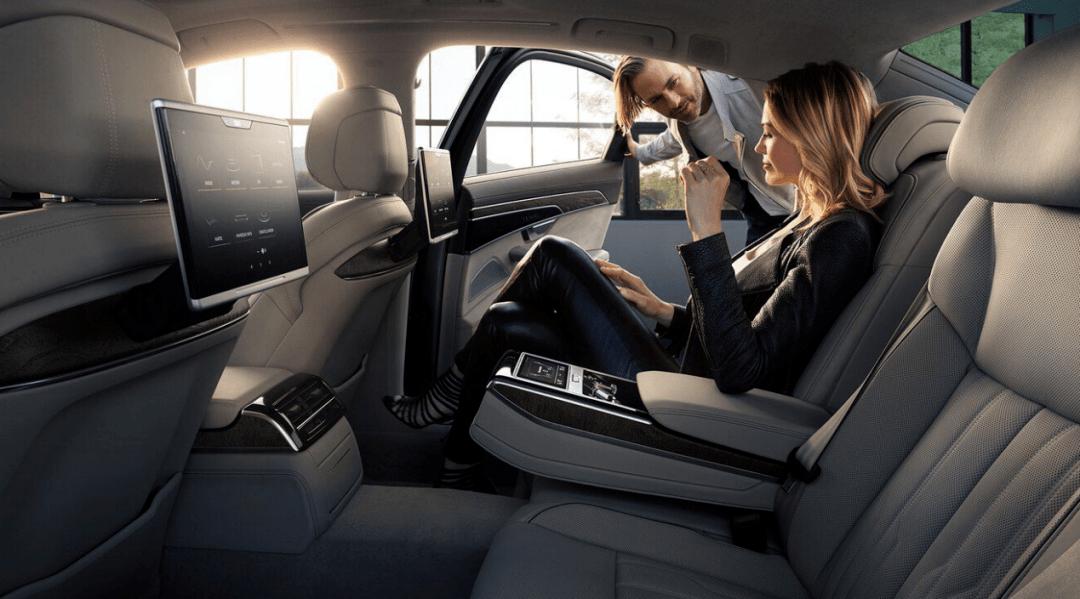 当代绅士的专属座驾,爱上全新奥迪A8L为何要从坐进去开始?