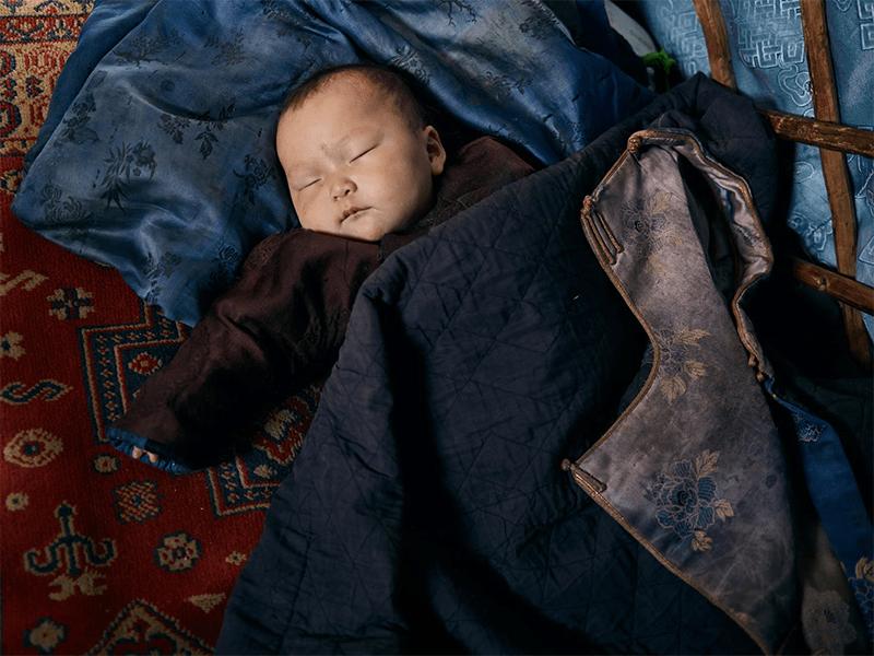 怎么能让孩子睡整夜觉?