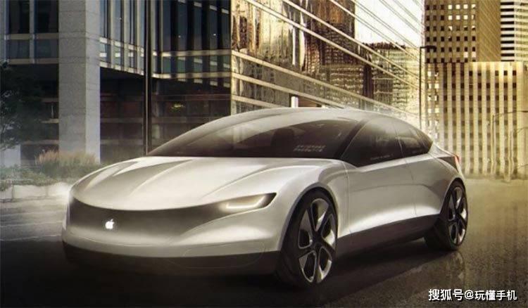 传苹果正在进行「Apple Car」计划:智能车窗专利曝光