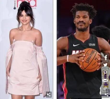 赛琳娜·戈麦斯新恋情曝光爱上NBA球星 网友:他比比伯还烂
