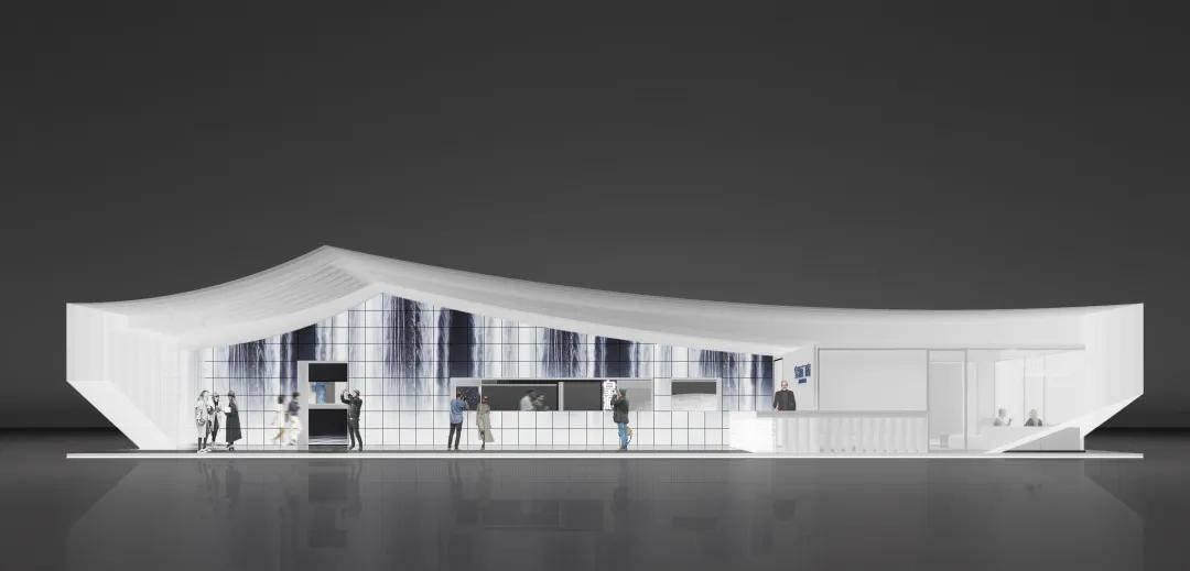 皇派门窗『星际幻旅』展馆惊艳登陆广州设计周