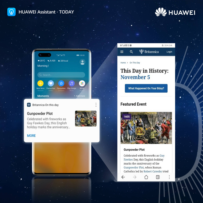 华为智慧助手·今天亮相Web Summit,携手大英百科带来高品质内容服务